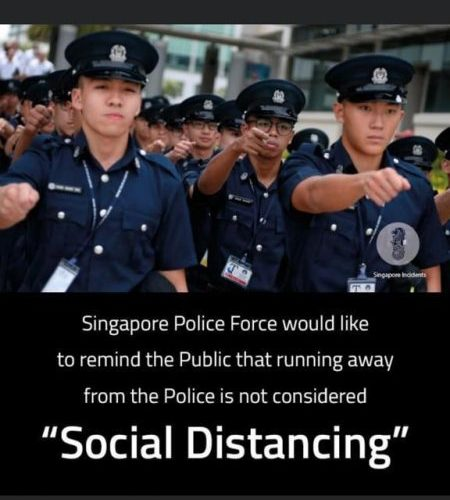 Coronavirus- an expat's view from Singapore – Masks and migrants.